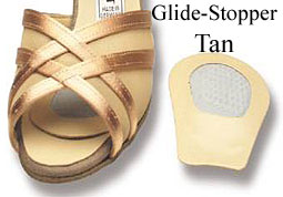 Glide Stopper (Tan) for dance shoes